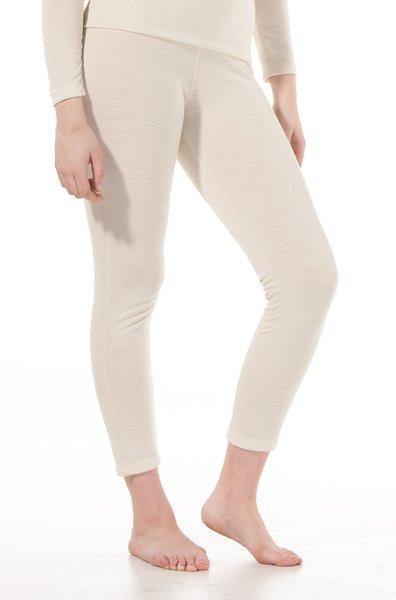 wo zu kaufen neues Erscheinungsbild am besten billig Lange Unterhose- Leggins aus Alpakawolle für Damen